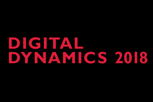 A photo of the Digital Dynamics logo.
