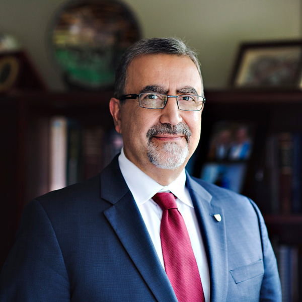 Feridun Hamdullahpur, President & Vice-chancellor, University of Waterloo