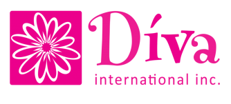 Diva International Incorporated logo.