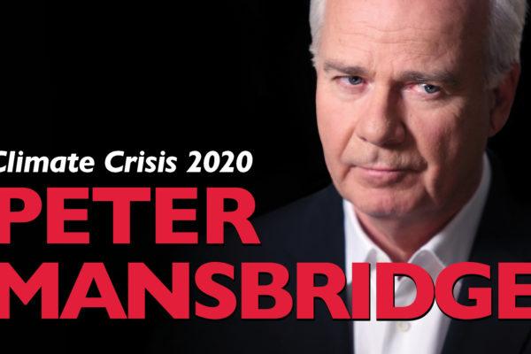 Peter Mansbridge Climate